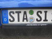 Wechselkennzeichen sollen vor allem für Elektroautos gelten