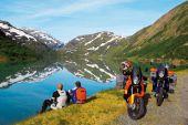 Sicher unterwegs auf zwei Rädern mit guter Motorradversicherung